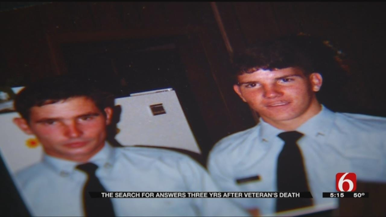 Oklahoma Family Still Searching For Answers 3 Years After Brother's Death