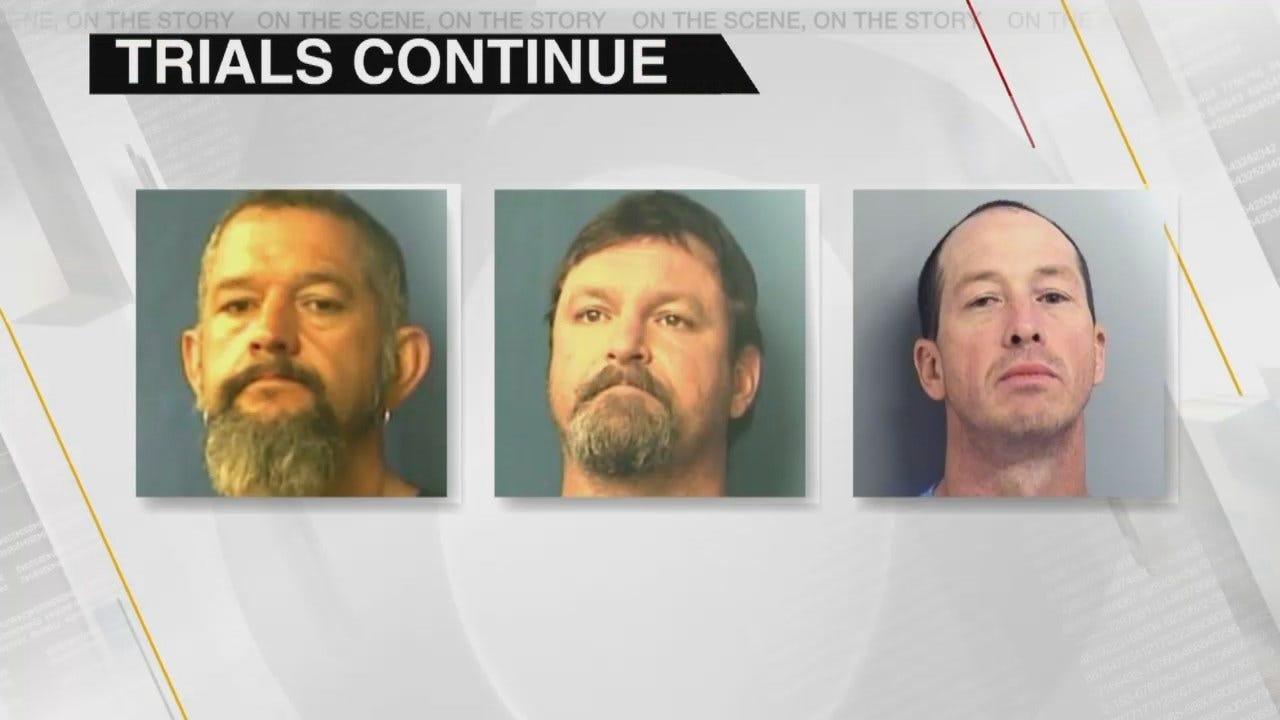 3 Men On Trial Accused Of Beating Tulsa Teen, Leaving Him In Field To Die