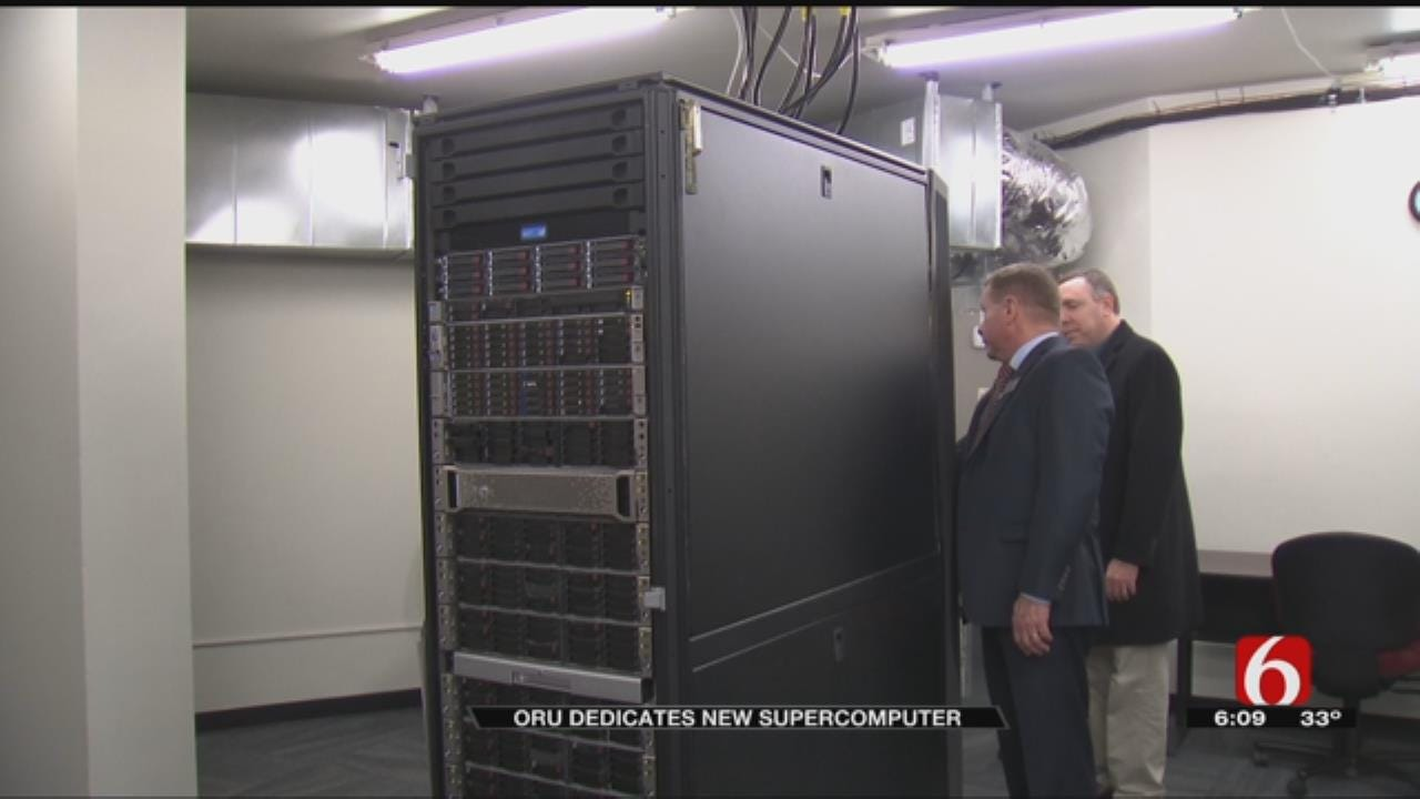 ORU To Use Supercomputer To Predict Weather