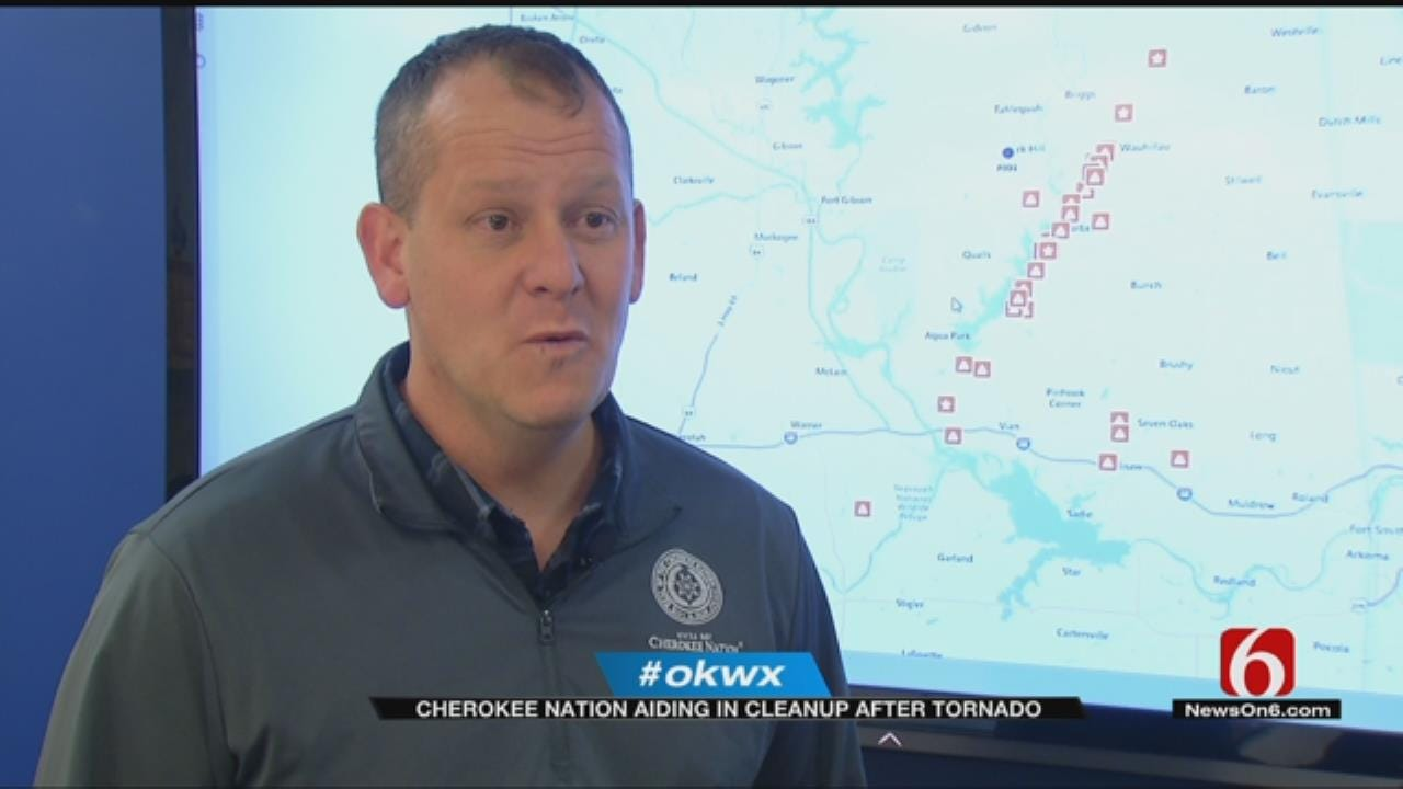 Cherokee Nation Working To Help Members Recover From Tornados