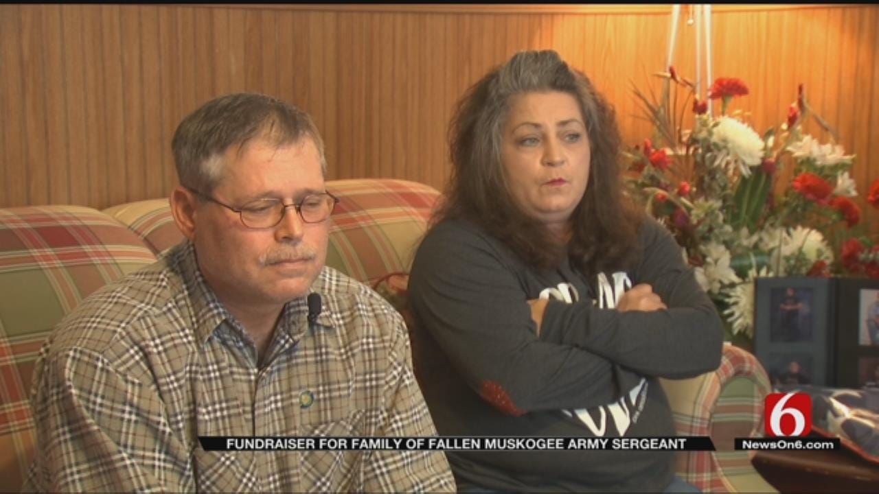 Family Of Muskogee Soldier Wants Answers About His Death