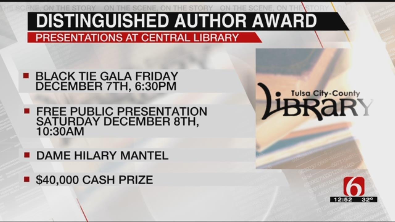 Peggy V. Helmerich Distinguished Author Award