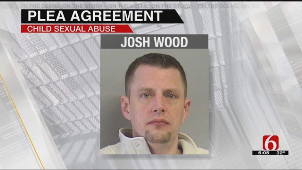 Former Tulsa Co. Deputy Gets 25 Years For Child Sex Abuse
