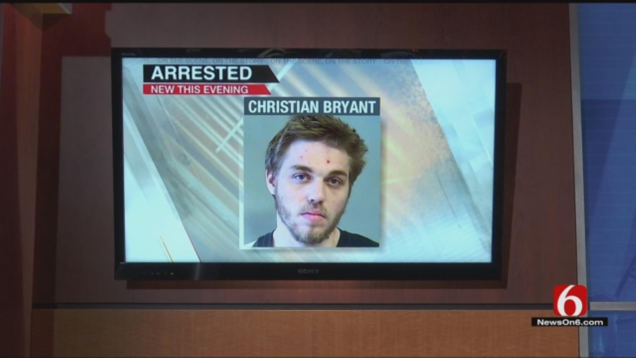 Sapulpa Man Arrested, Accused Of Breaking Into FOP Lodge