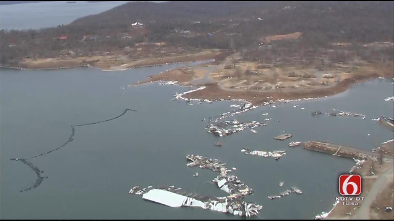 Osage SkyNews 6 HD: Tracing The November 30 Lake Tenkiller Tornado