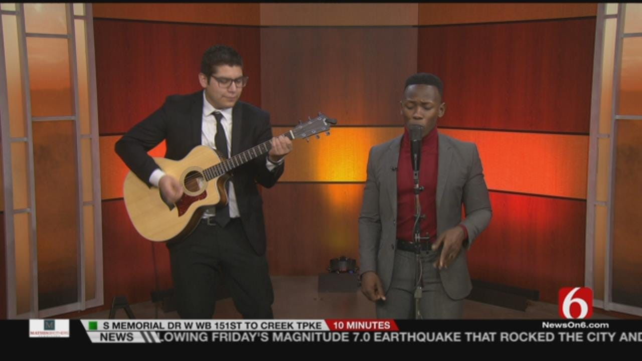 Brian Nhira Performs On 6 In The Morning