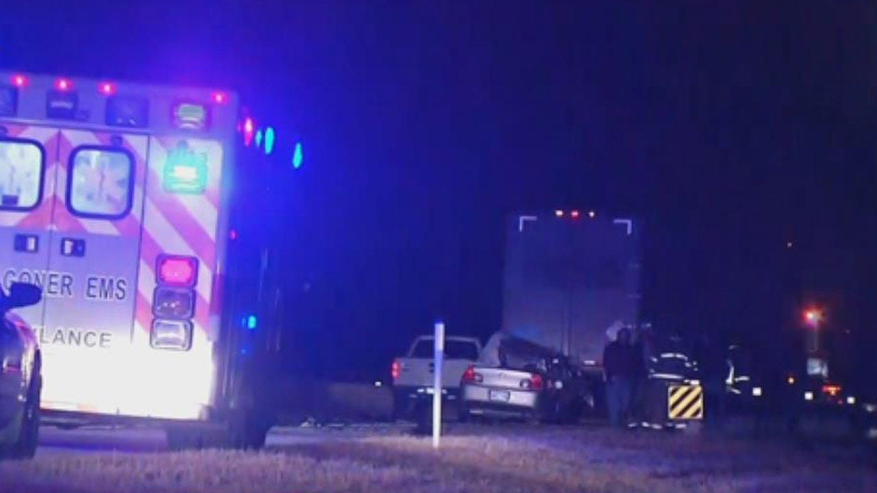 1 Fatality Near Coweta Exit Along Muskogee Turnpike