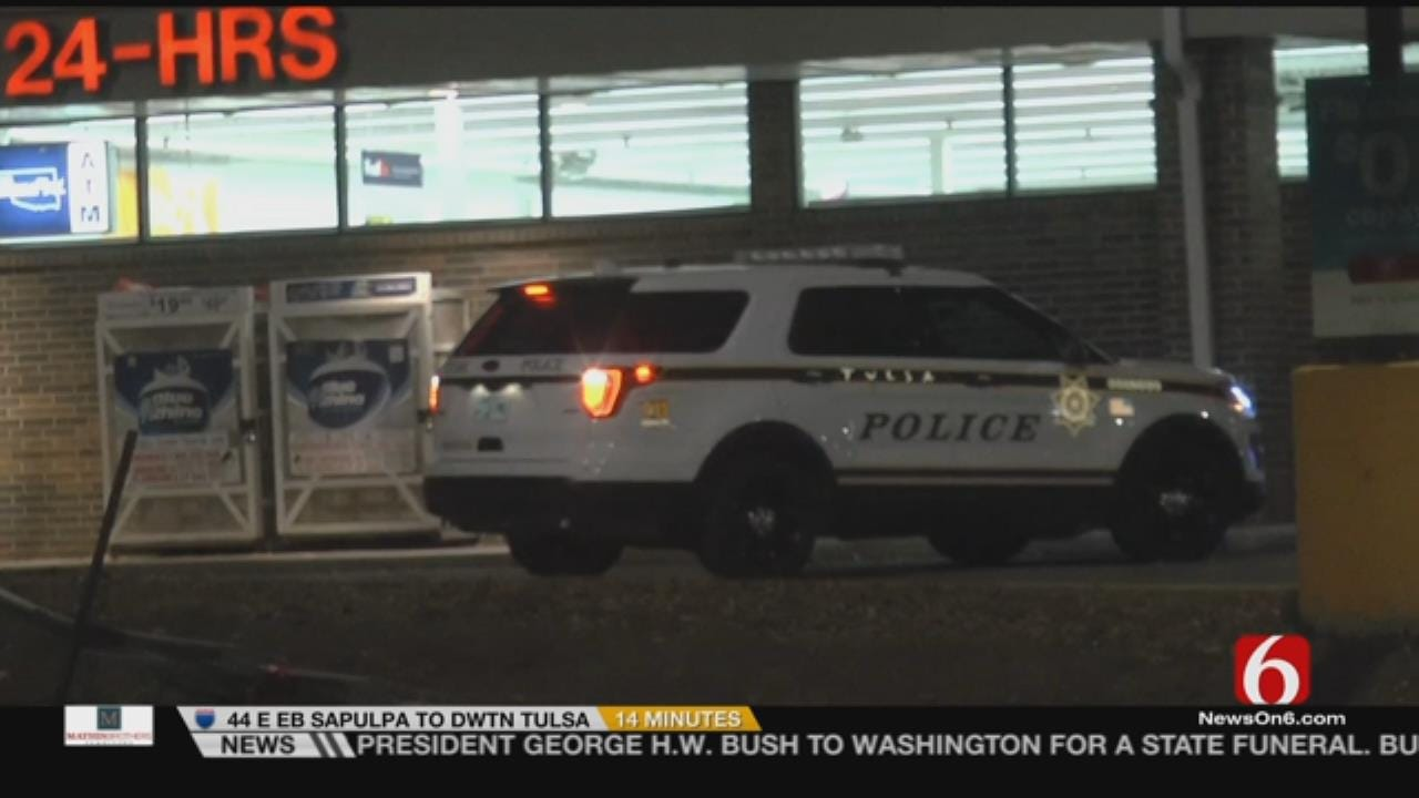 Police Search For Robbery Suspect At Midtown Walgreens