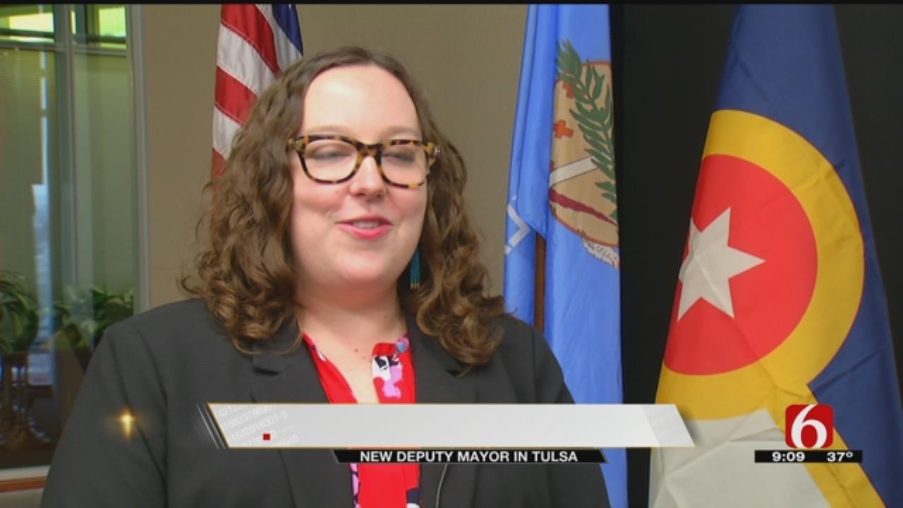 Meet Tulsa's New Deputy Mayor