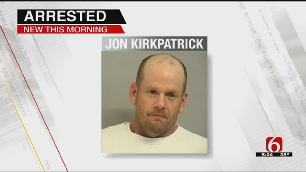 Tulsa Man Arrested For Assaulting Woman