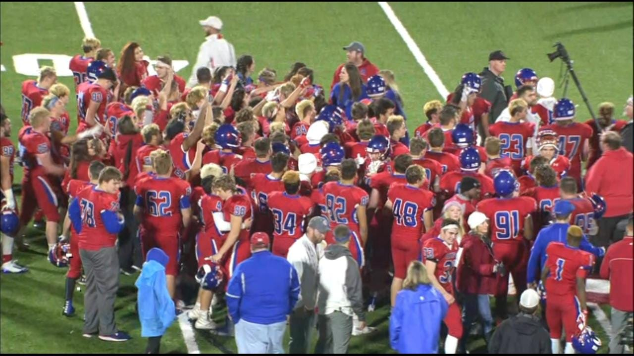 Bixby Spartans Bring Home The State Title