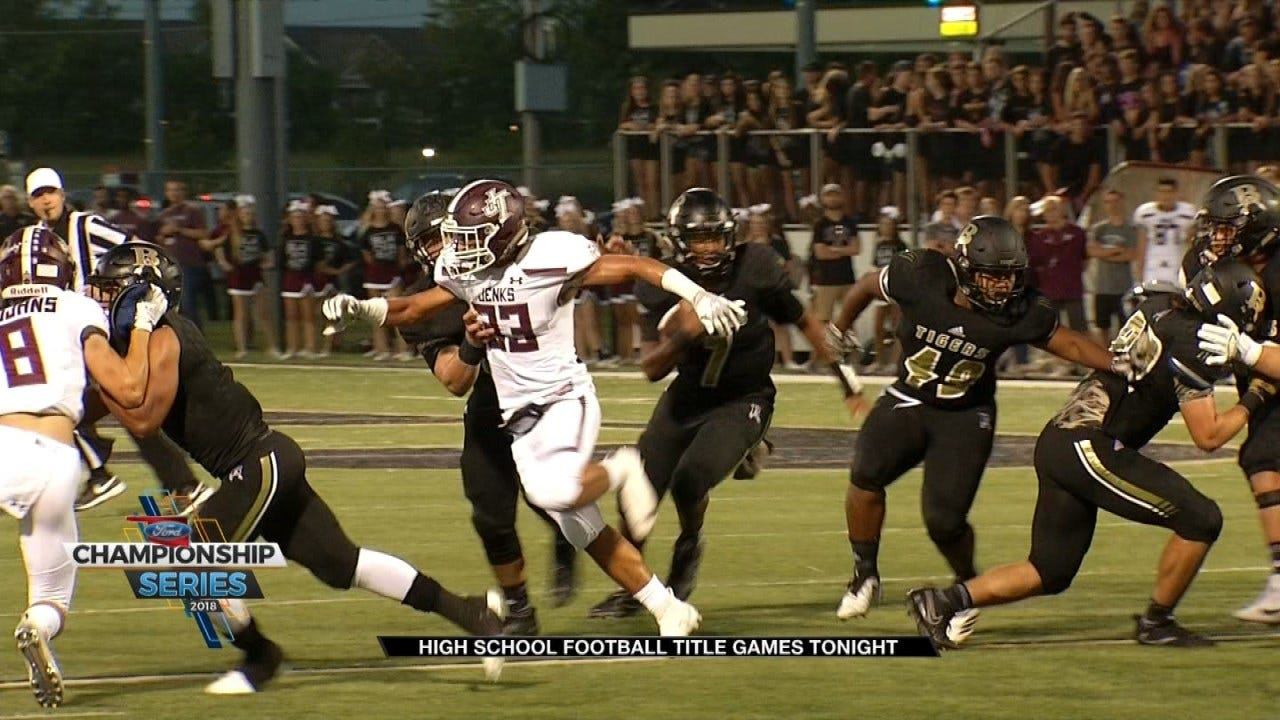 Broken Arrow Looks For First Gold Ball In Battle With Jenks