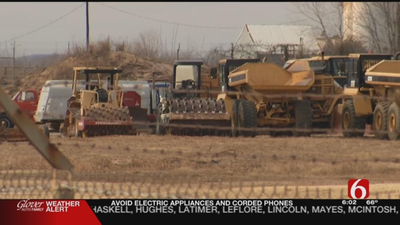10,000 Tons Of Nuclear Waste Removed From Sequoyah County
