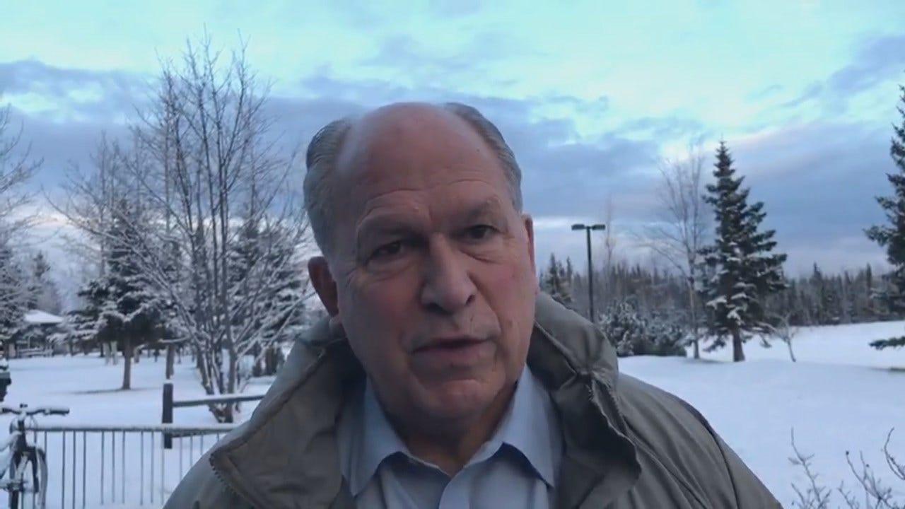 Alaskan Governor Describes Earthquake Response