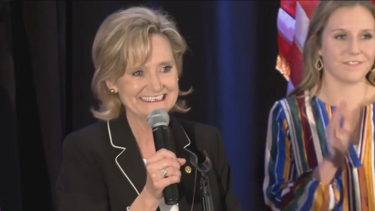 Cindy Hyde-Smith Defeats Mike Espy In Mississippi Senate Race