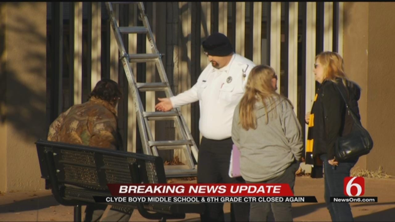 Middle School Students Treated After Sand Springs Carbon Monoxide Leak