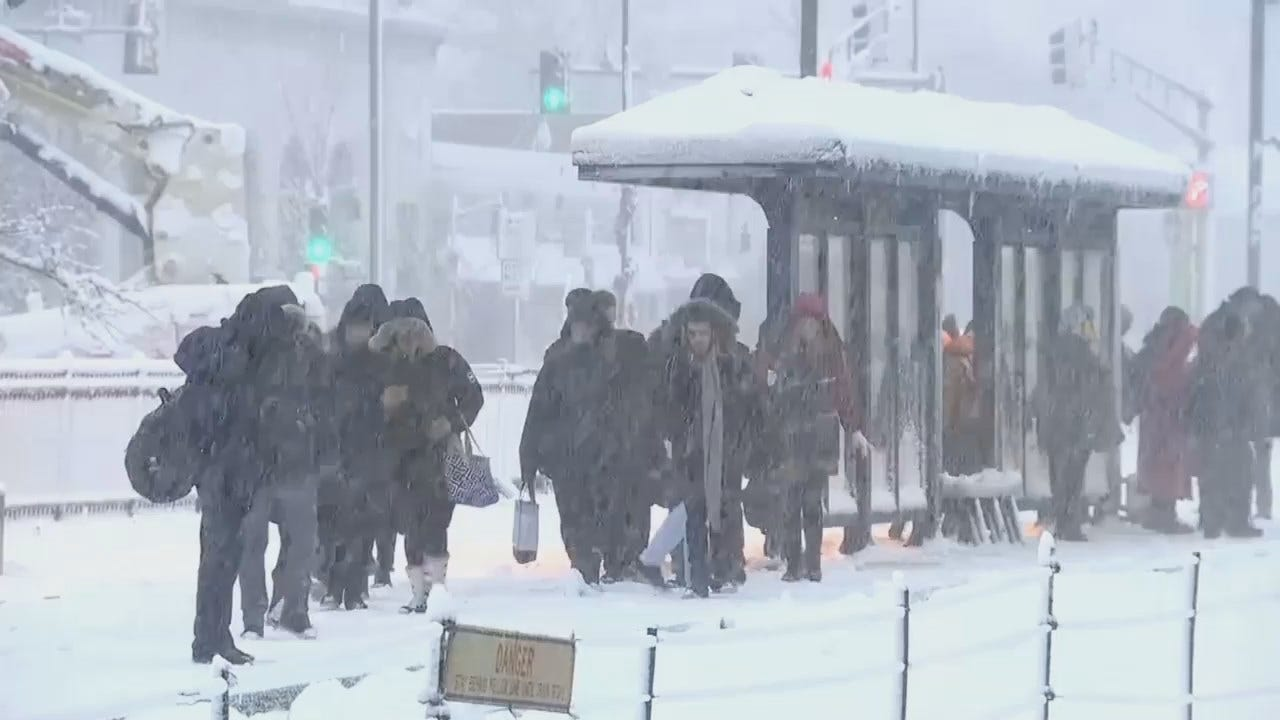 WEB EXTRA: Blizzard Knocks Out Power Across Chicago Area