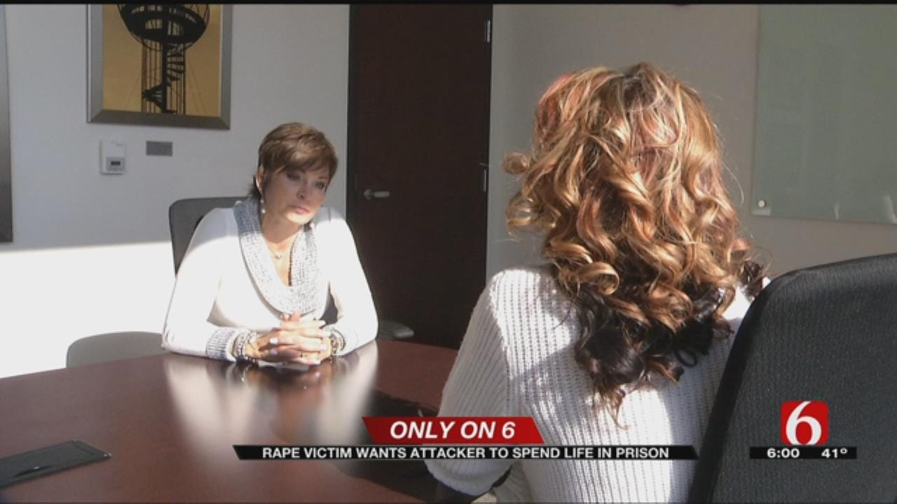 Claremore Rape Victim Says She Wants Justice