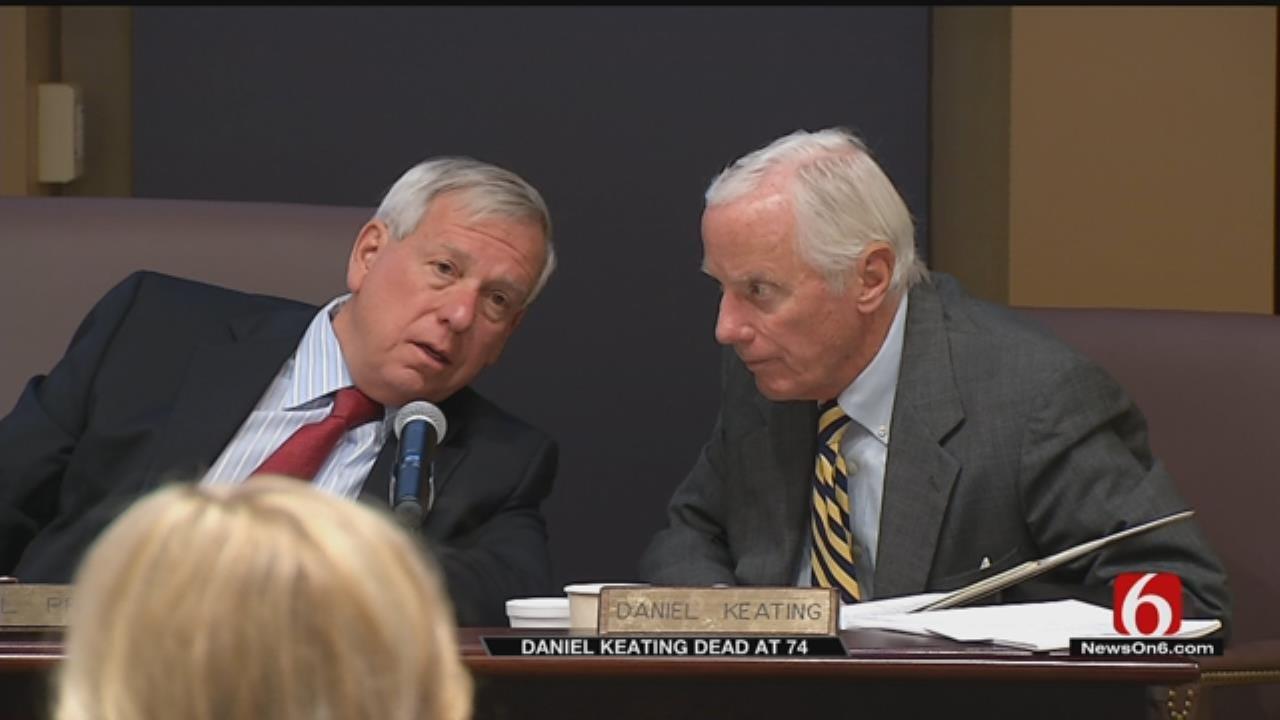 Oklahoma Board Of Education Member Daniel Keating Dies At 74