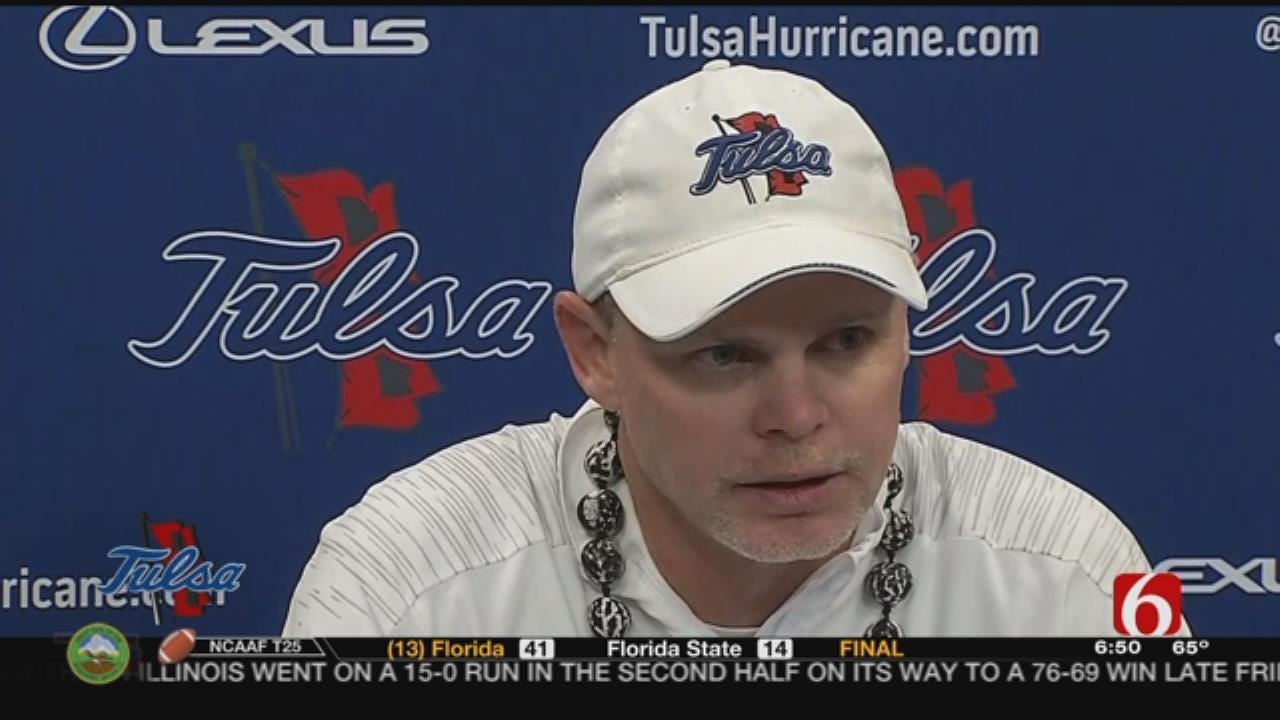 Tulsa Denies SMU's Bowl Hopes With 27-24 Win