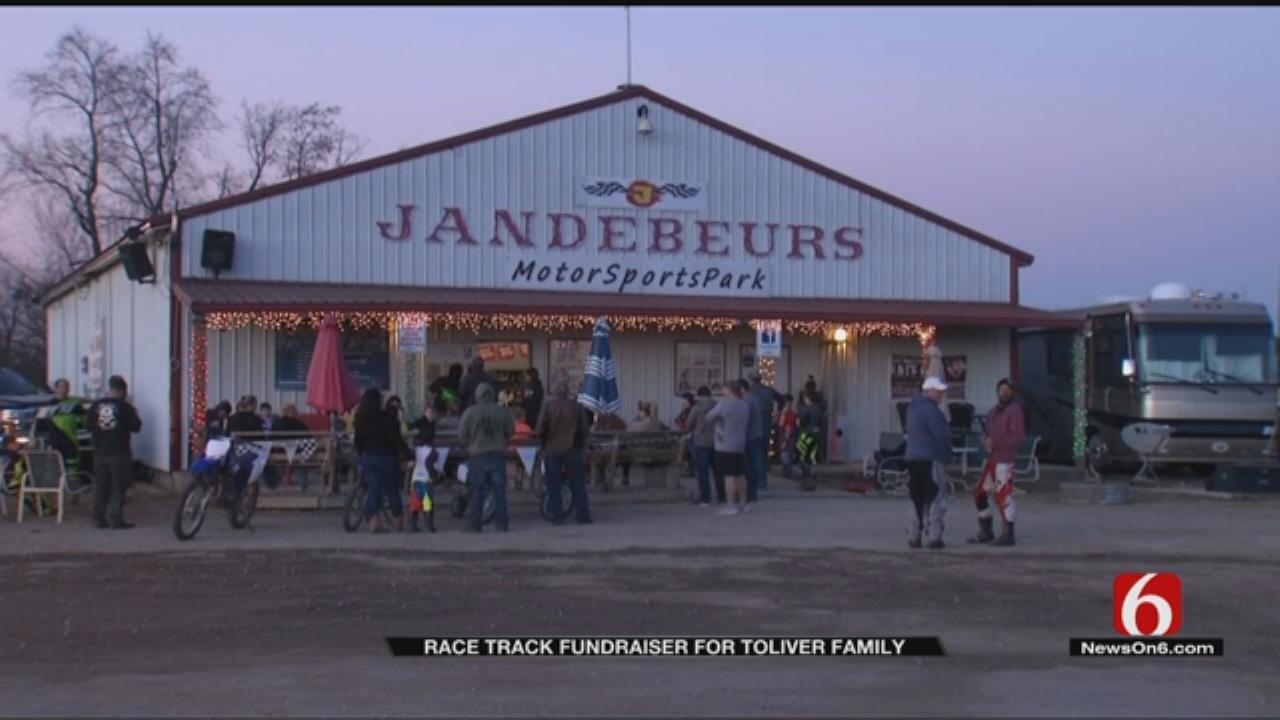 Fundraiser Held In Okmulgee For Family In Beggs Triple-Shooting