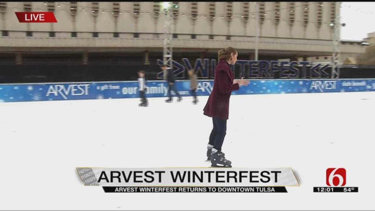 Winterfest Celebrates 11th Year In Tulsa