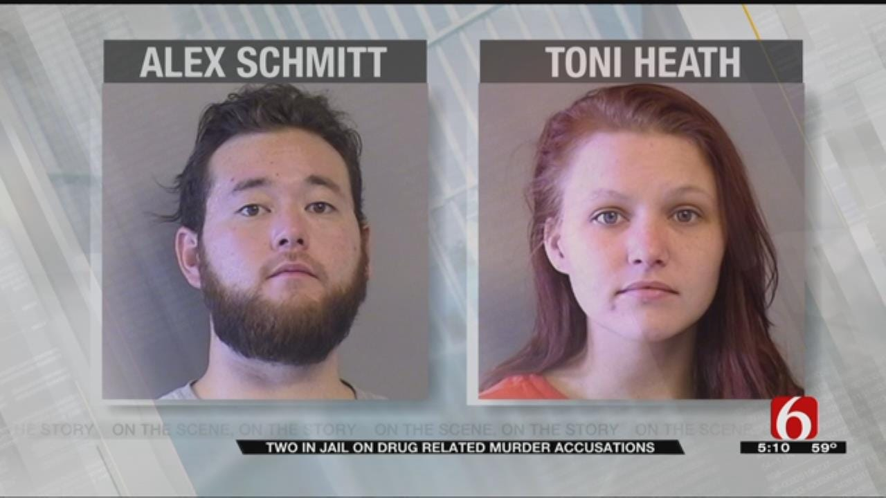 Police: Tulsa Drug Dealers Accused Of Murder Following Overdose Death