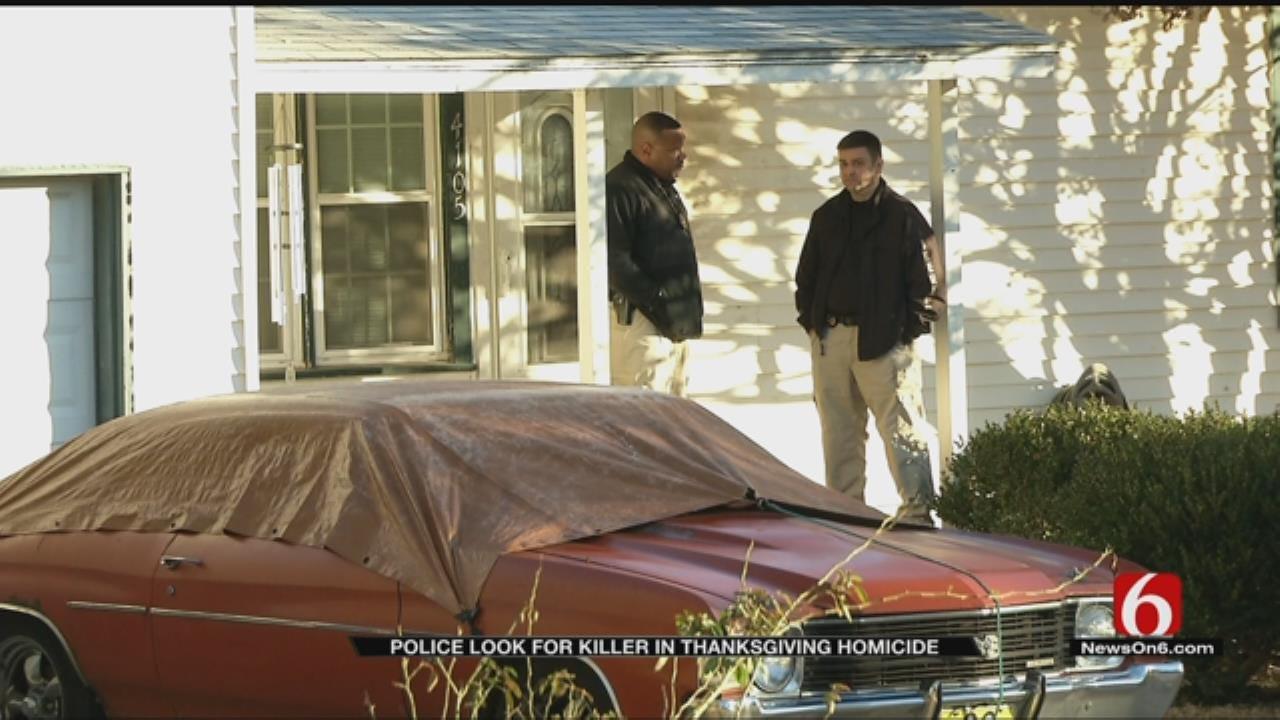 Homeowner Fatally Shot By Suspected Burglar Near Tulsa