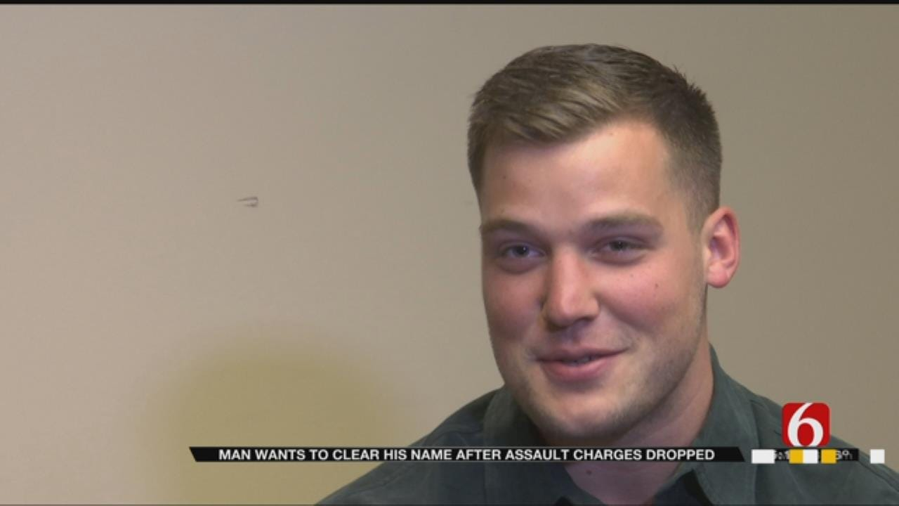 Man Cleared Of Assault Charge Discusses His Side Of Events