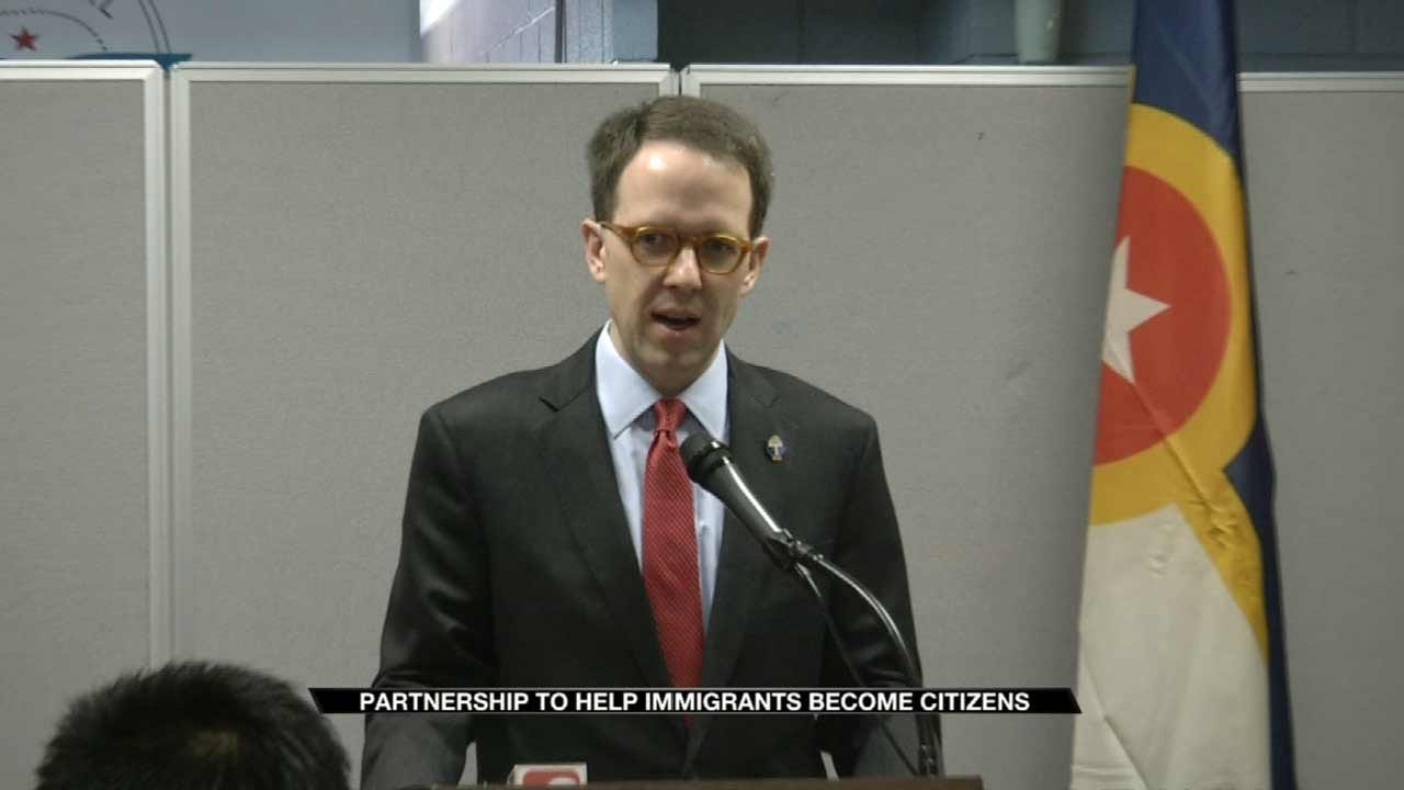 New Tulsa Initiative Seeks To Remove Barriers To Citizenship