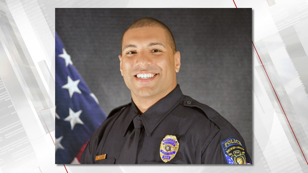 BAPD Releases Name Of Officer Involved In Weekend Shooting