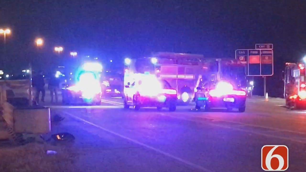 Dave Davis: OHP Names Men Killed On I-244 In Tulsa