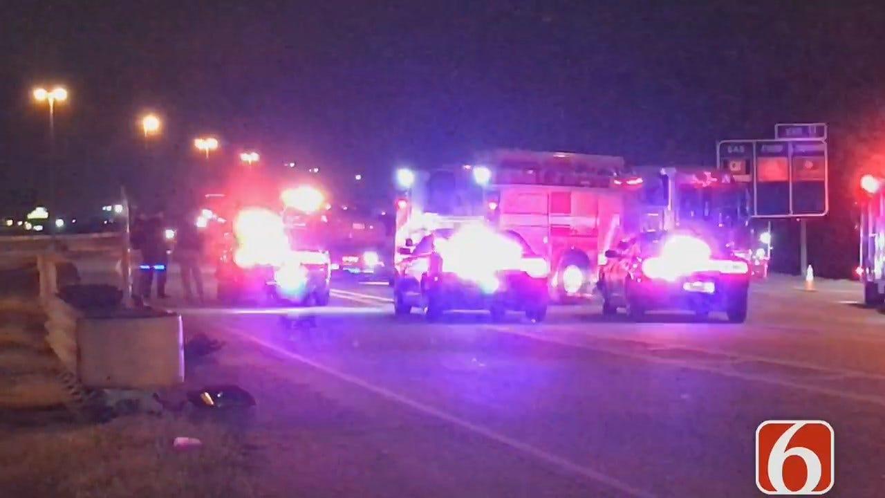 Dave Davis: Two Killed In Tulsa Head-On Crash