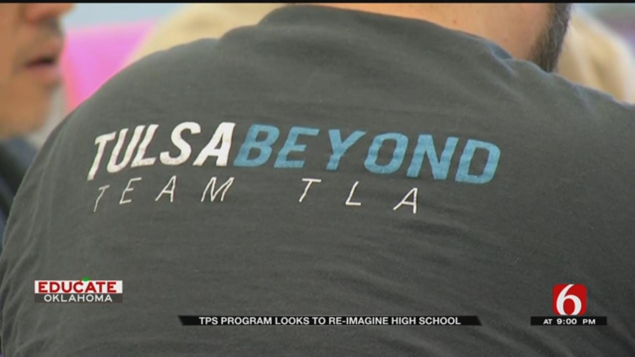 "Tulsa Public Schools Reimagining Education With ""Beyond Tulsa"" Project"