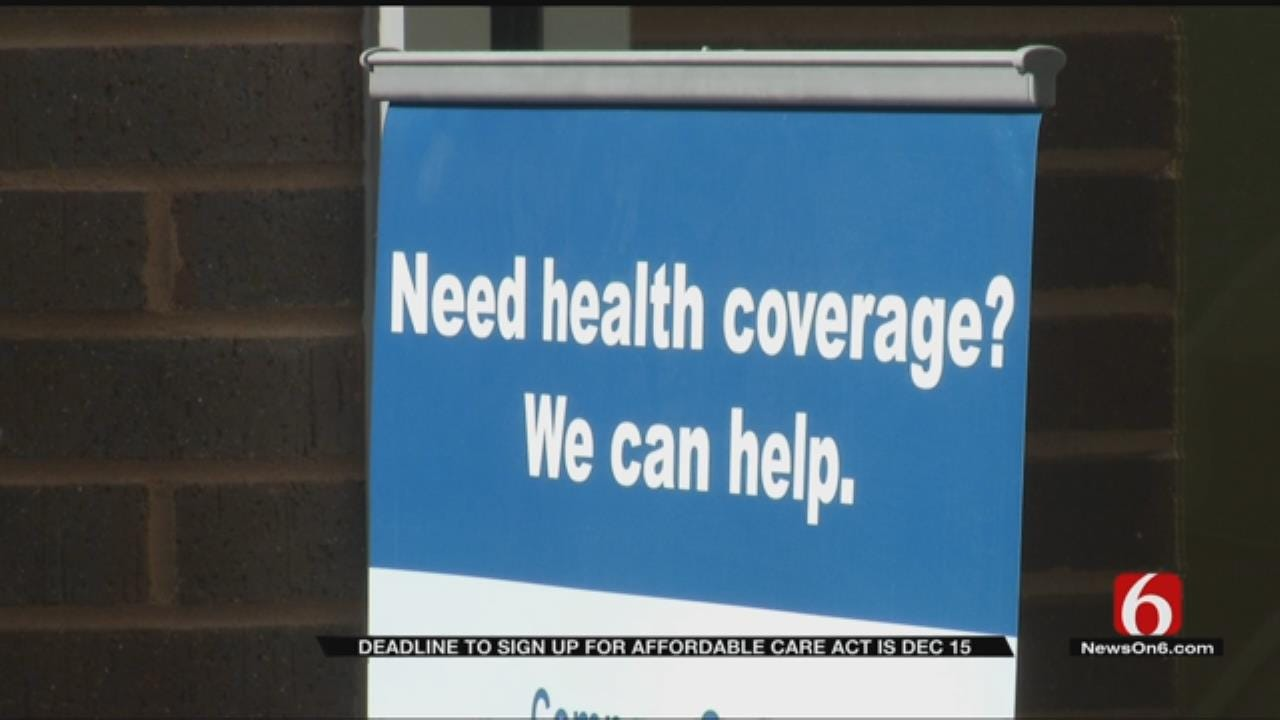 Morton Comprehensive Health Services Holds Insurance Enrollment Event In Tulsa