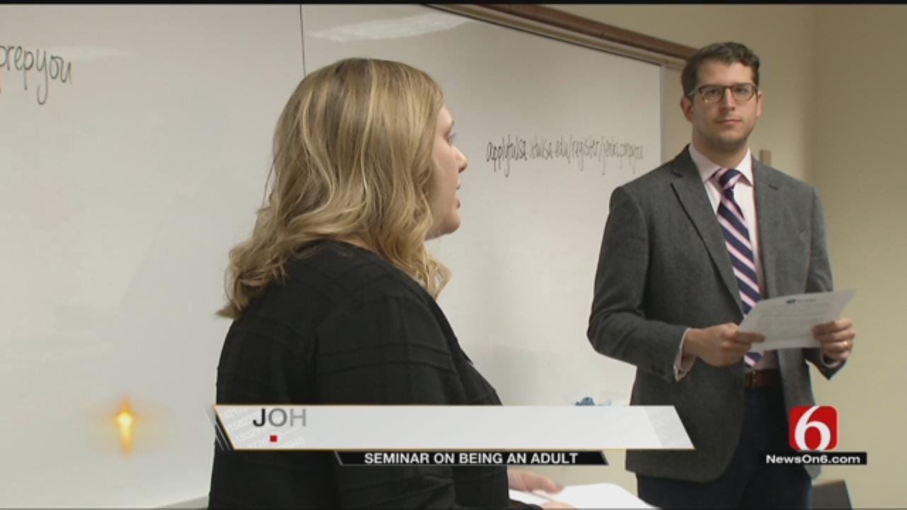 OSU-Tulsa Campus Hosts College And Careers Conference For Jenks HS Seniors