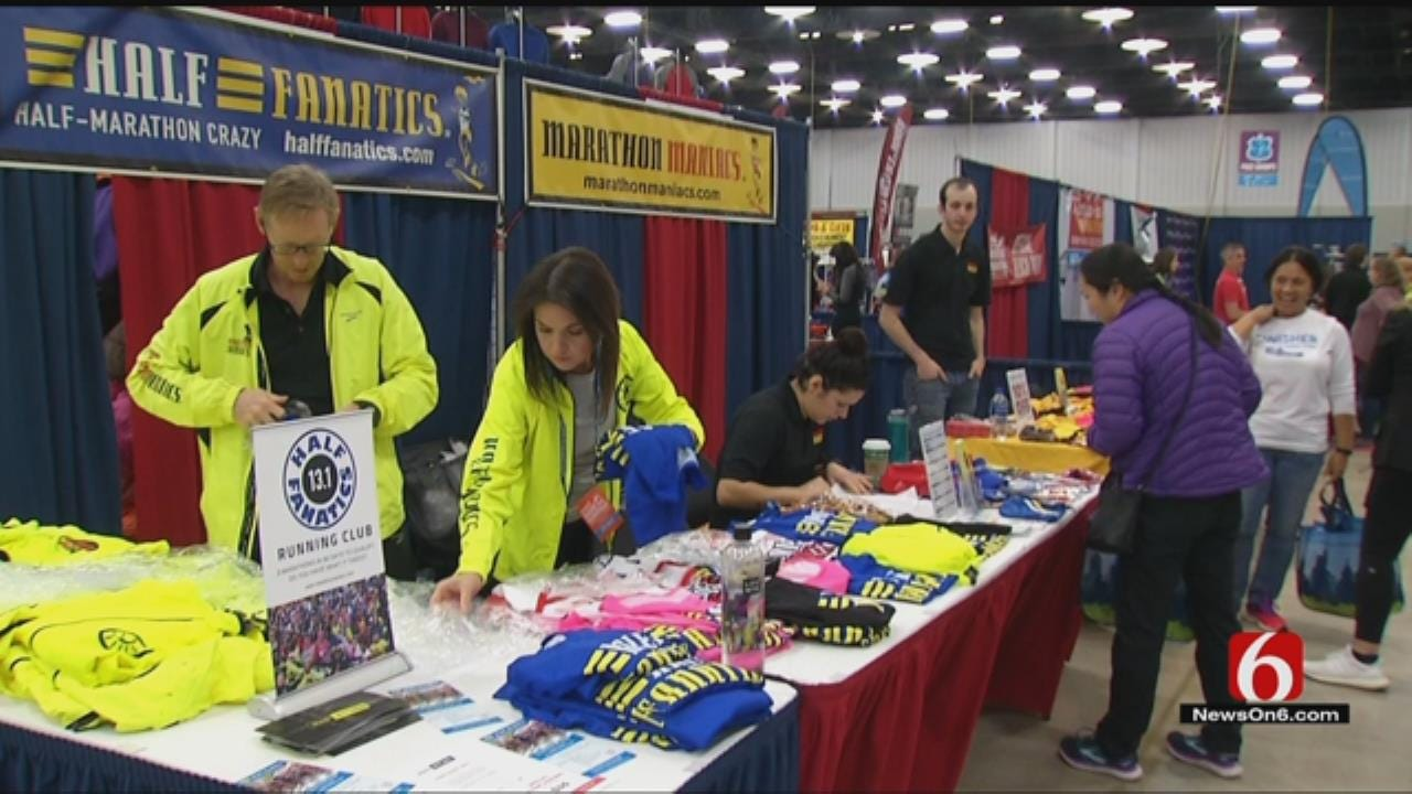 Cox Business Center Hosting Williams Route 66 Health And Fitness Expo