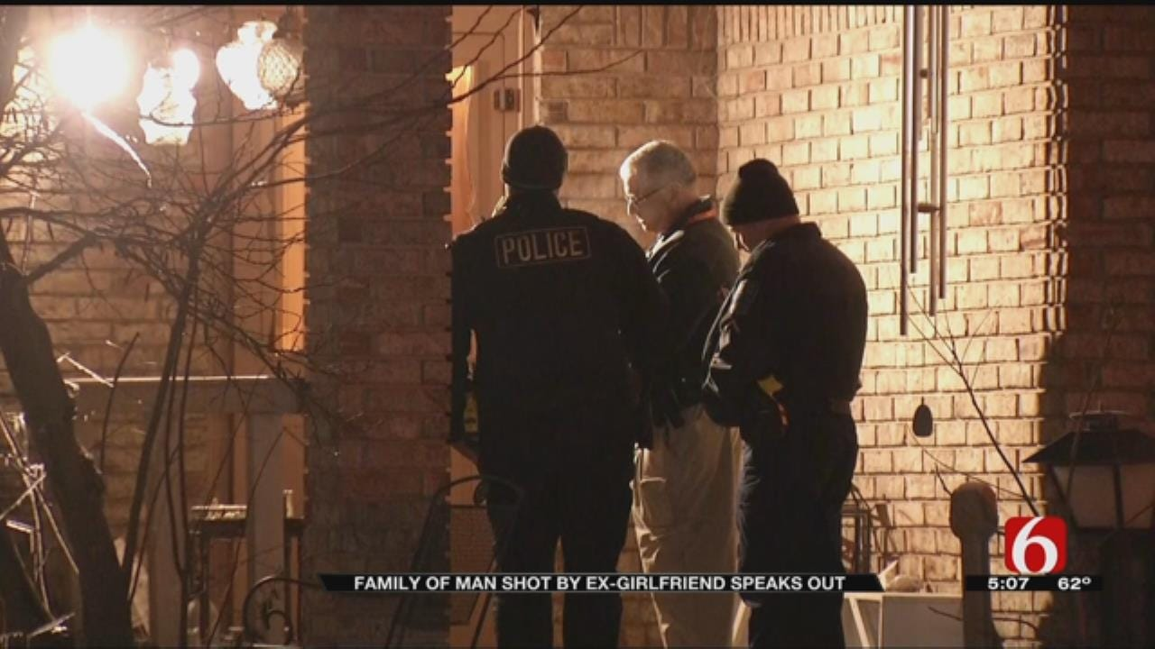 Tulsa Family Speaking Out After Father Shot By Ex-Girlfriend