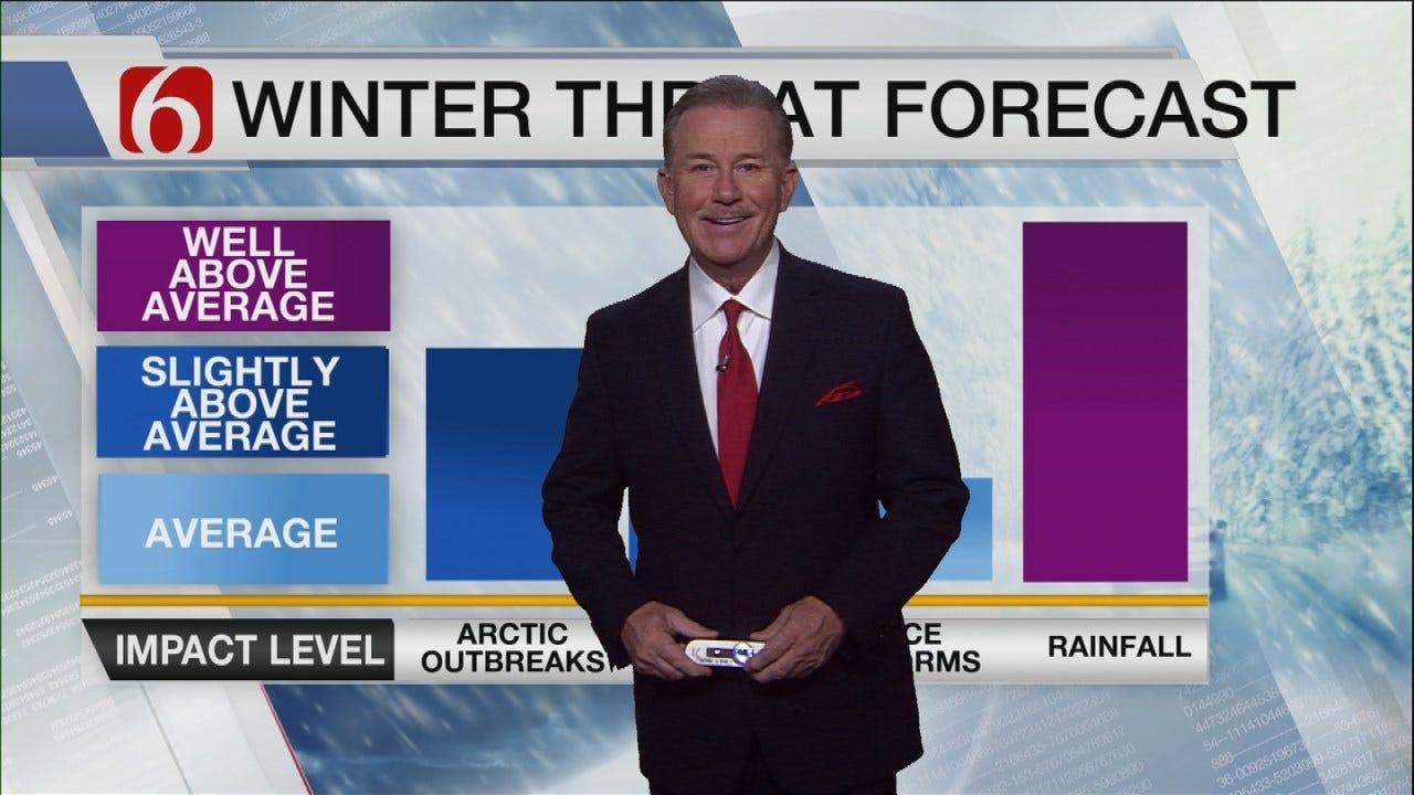 Travis Meyer's Winter Weather Outlook: An Active Season