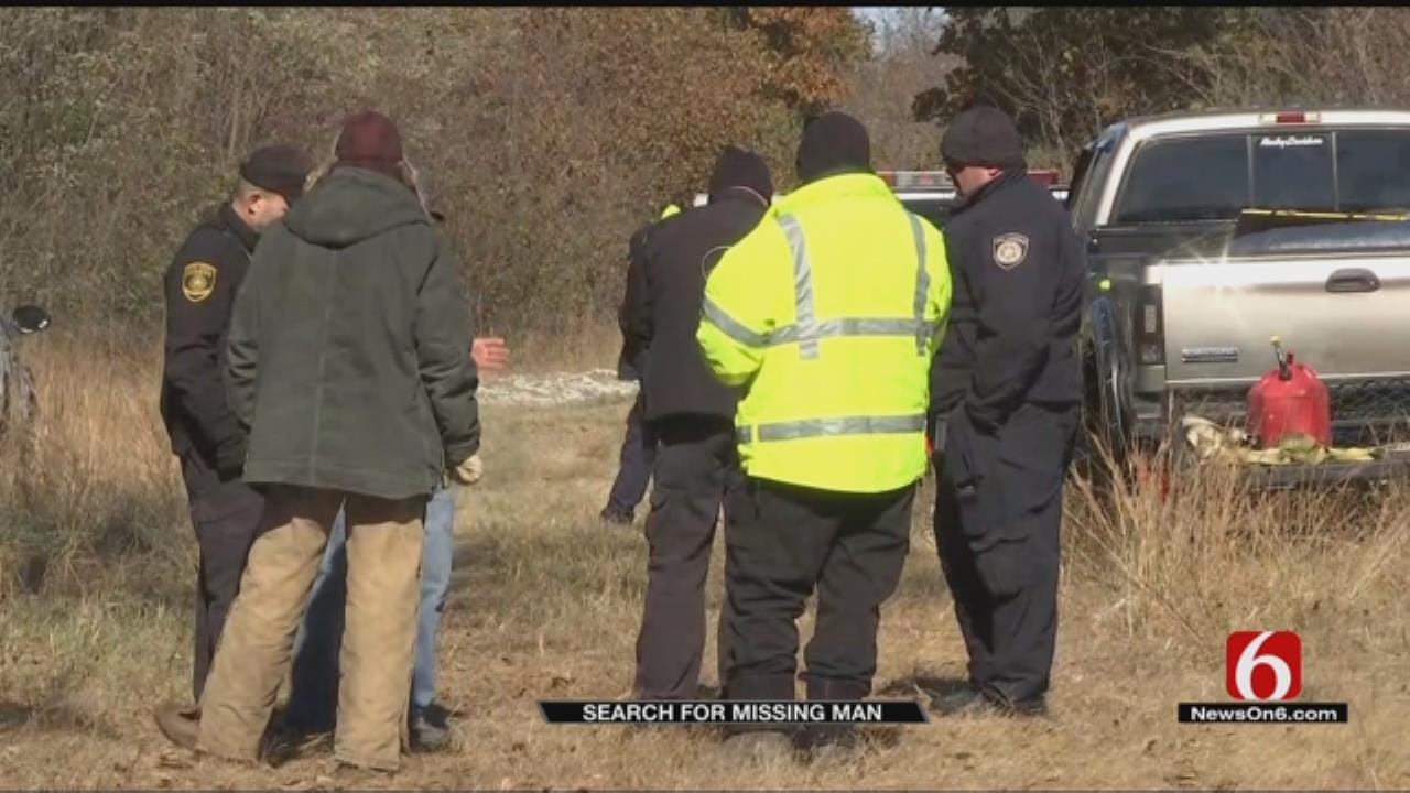 Missing Man Search Suspended Due To Hunting Season In Mayes County