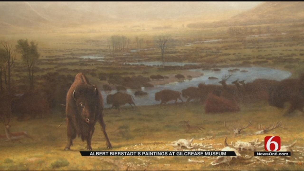 Gilcrease Museum Highlights Artist Albert Bierstadt With Latest Exhibit