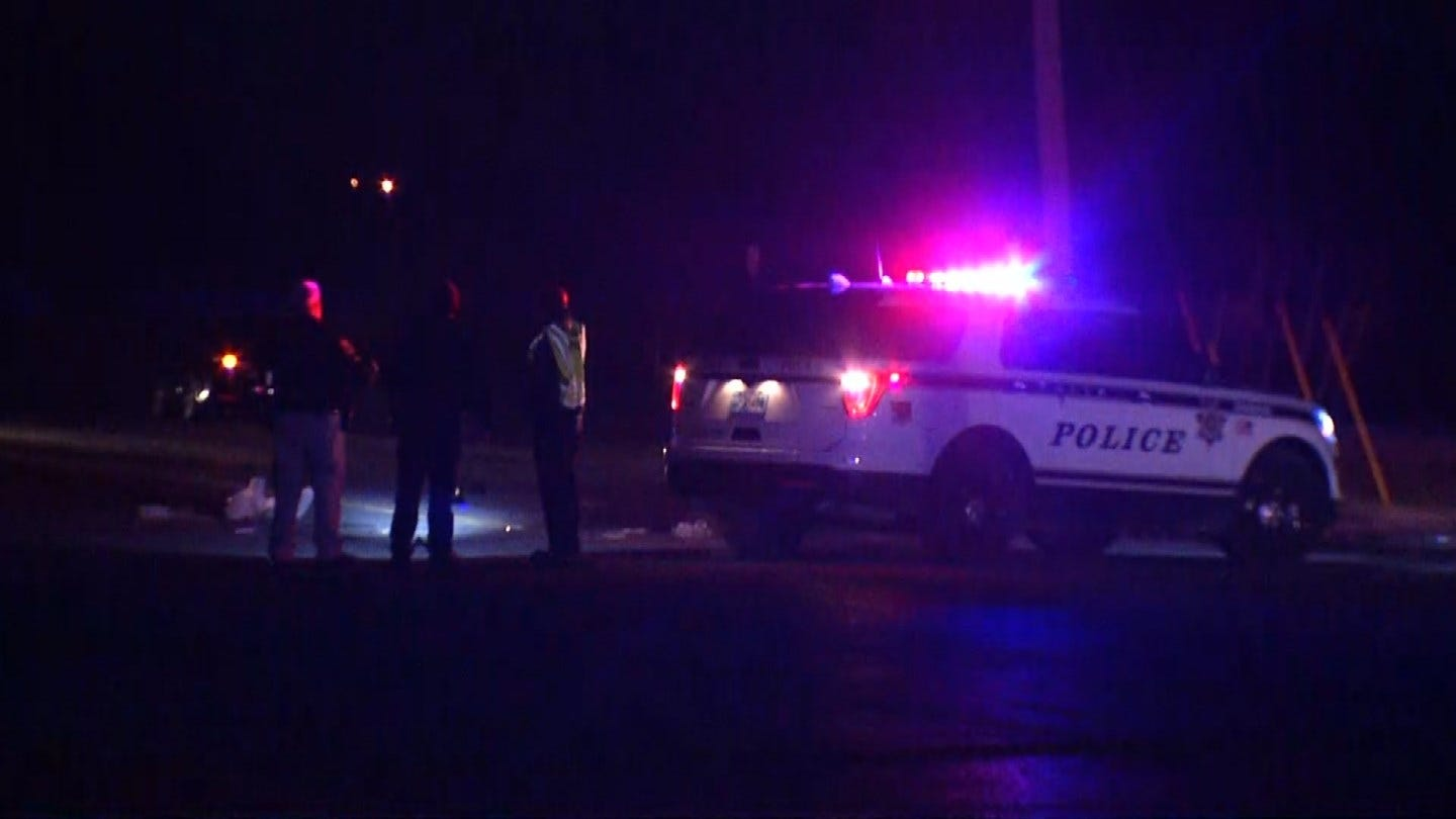 Man In Critical Condition After Being Struck By Vehicle In East Tulsa