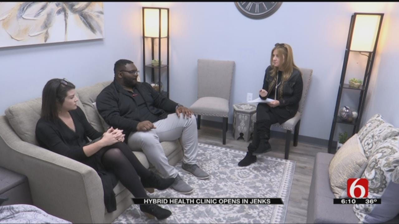 New Jenks Clinic Offering Monthly Subscription For Uninsured Patients