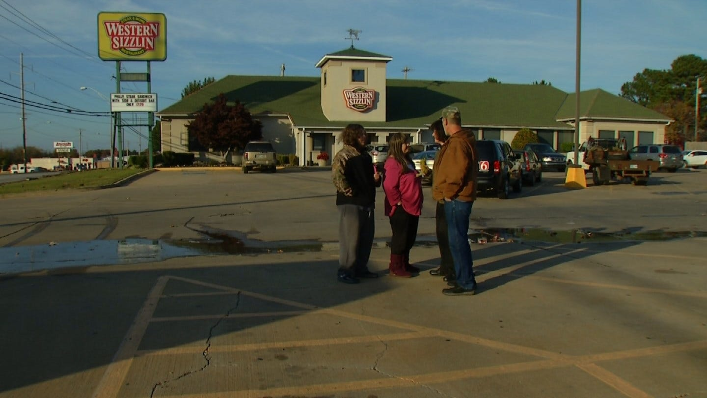 Poteau Family's Celebration Ends In Tears After Woman's Hurtful Comments About Autistic Son