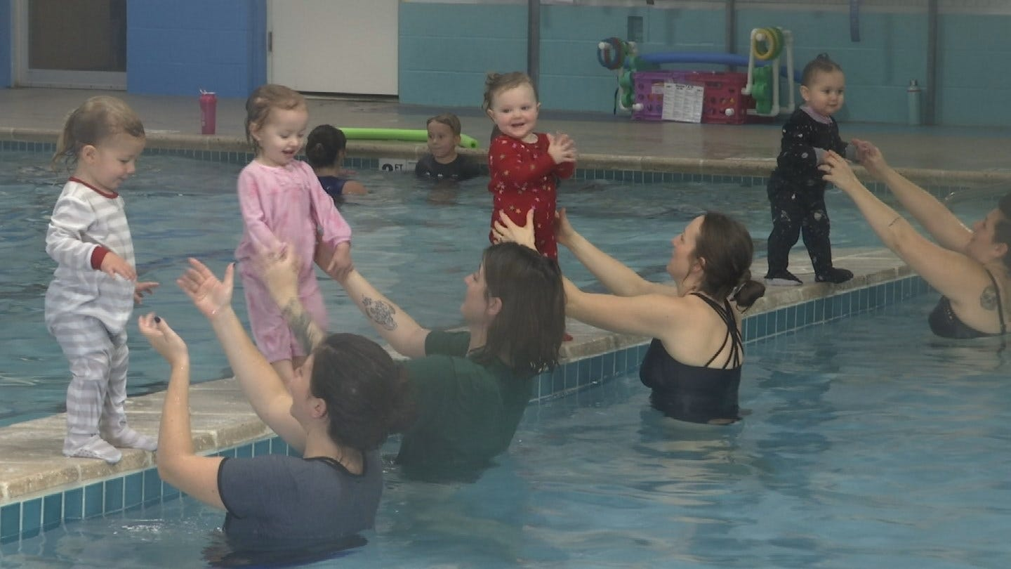 Tulsa Kids Learn Winter Water Safety