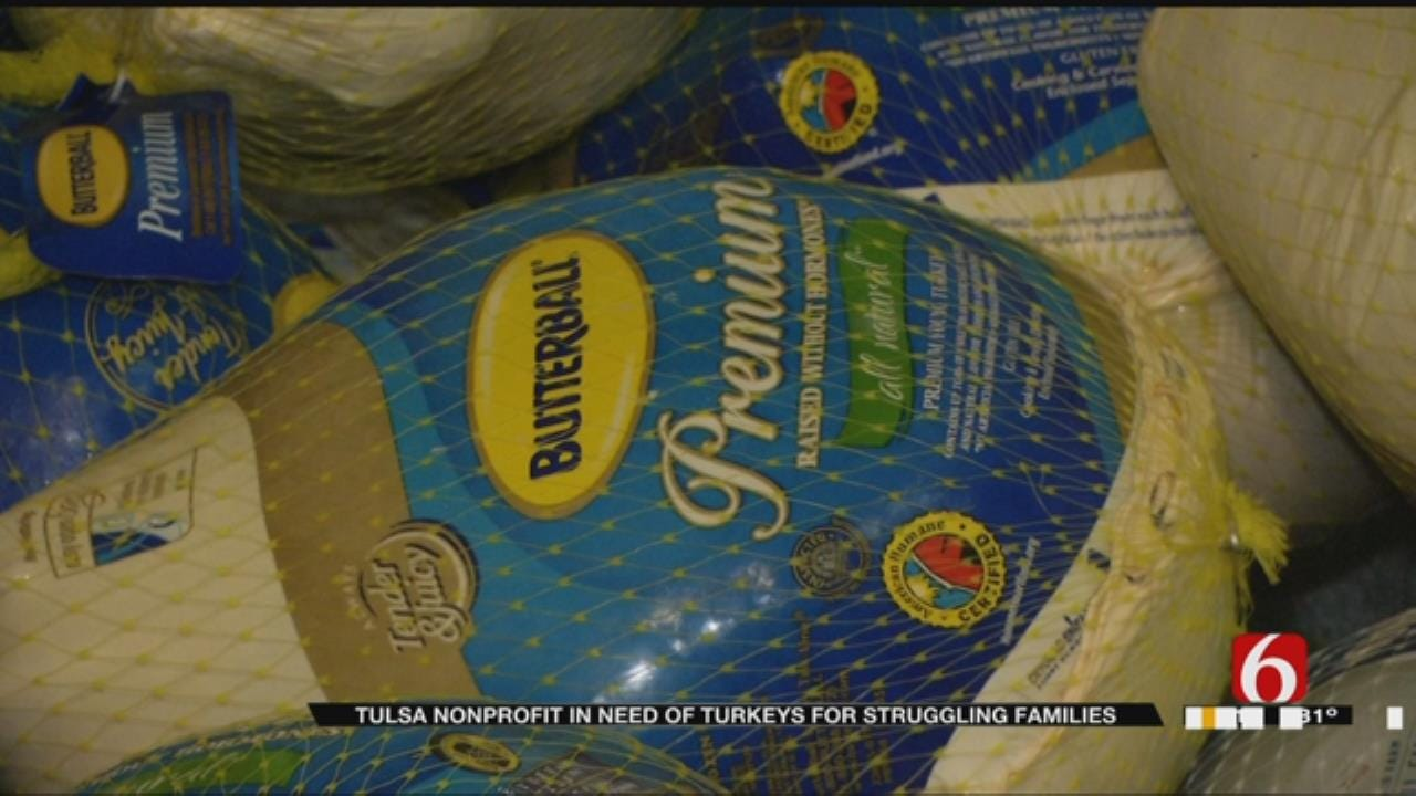 John 3:16 Needs Turkeys, Other Thanksgiving Dishes For Families