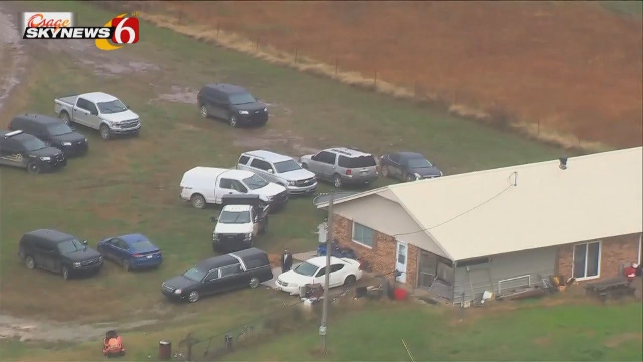 WEB EXTRA: Video From Okmulgee County Fatal Shooting