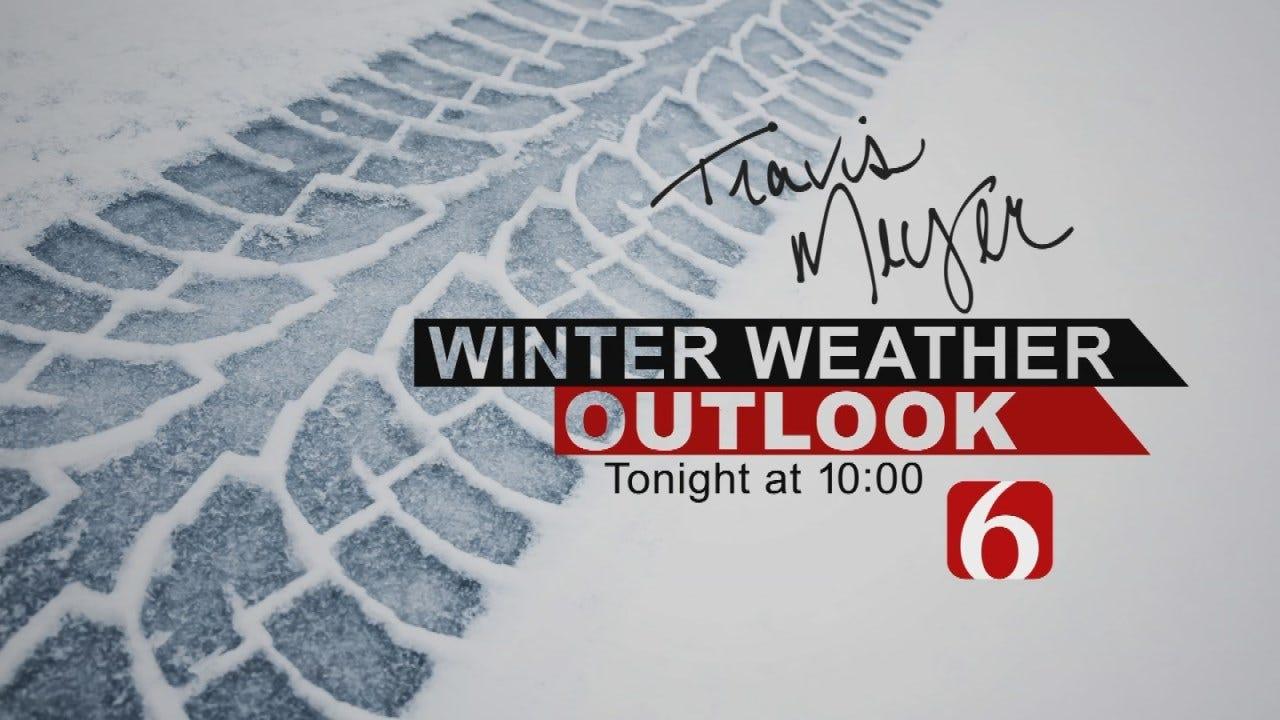 Tonight At 10: Trav's Winter Weather Forecast