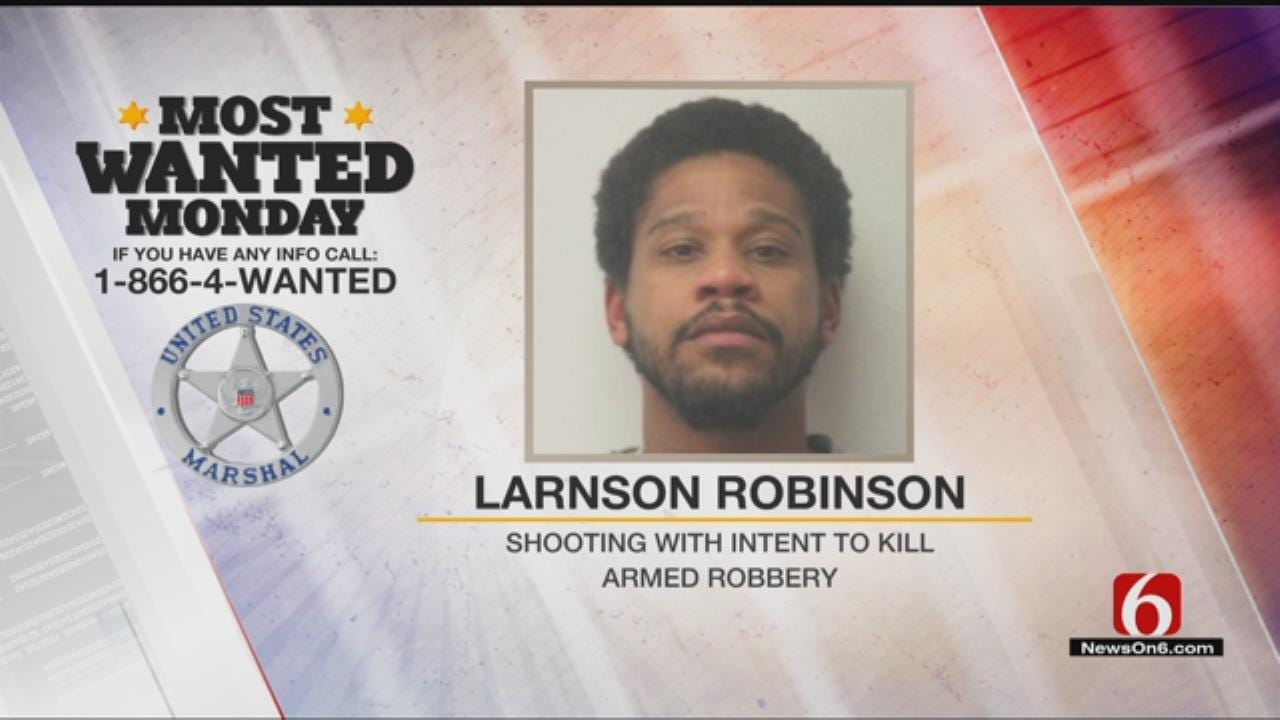 U.S. Marshals Searching For Suspect In Okmulgee Shooting