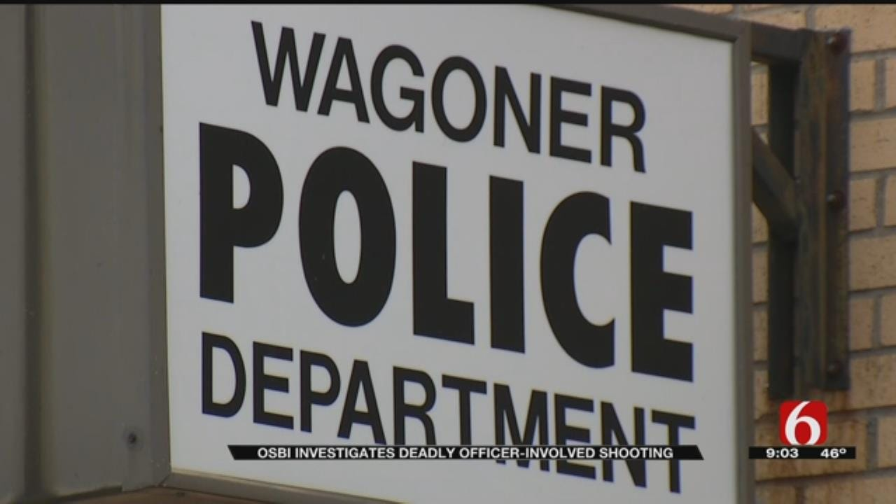 OSBI Investigating Officer Involved Shooting In Wagoner